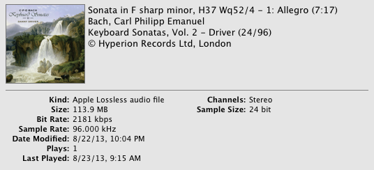 how to put flac files on itunes