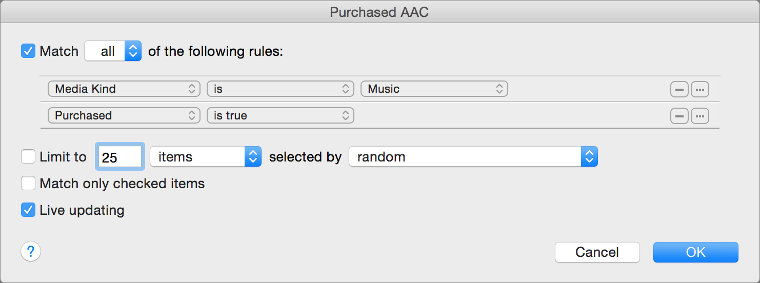 how to stop your itunes match