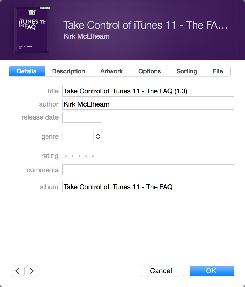 how to add books to itunes
