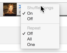 how to choose which itunes playlist is artwork screensaver