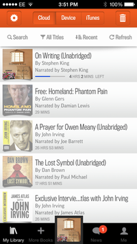 how to sell audiobooks on itunes
