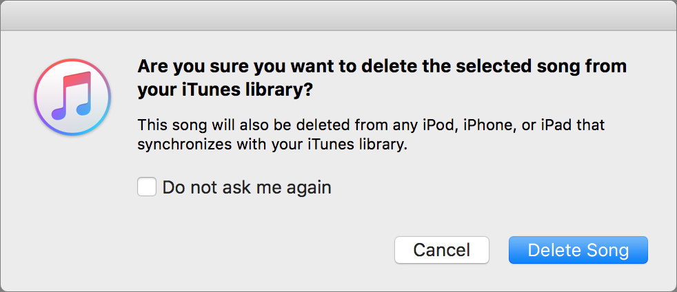 how to delete playlist on itunes windows