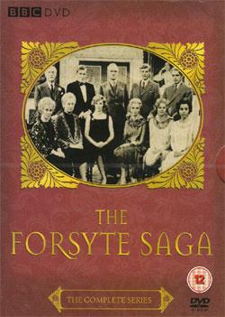 Forsyte saga dvd