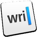 Iawriter icon