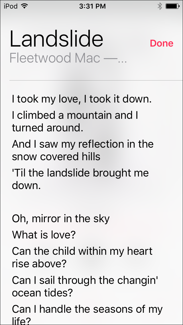 Lyric lyrics to a song : Kirkville - iTunes 12.5 and iOS 10 Music App to Add Lyrics to Song ...