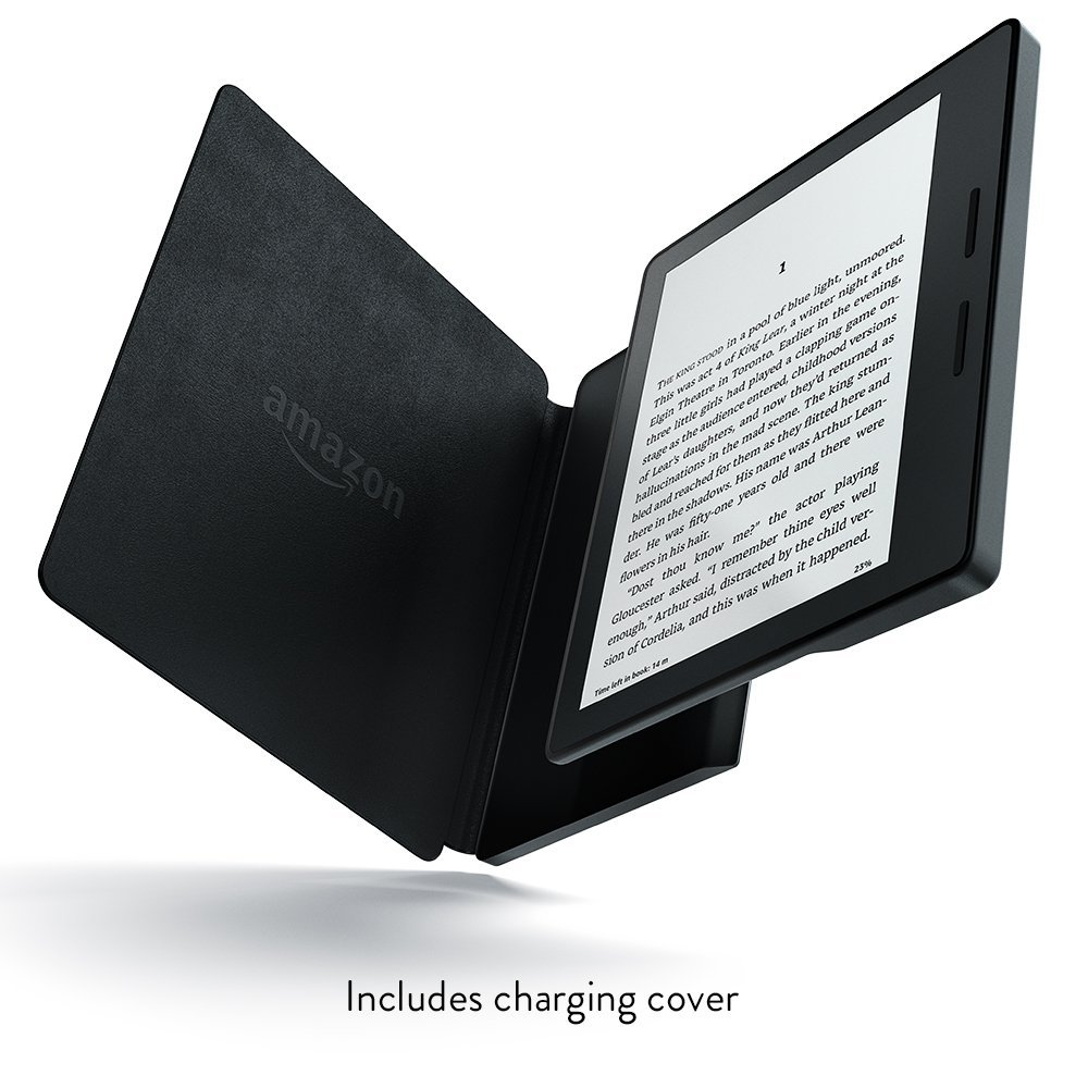 Kindle oaisis with cover