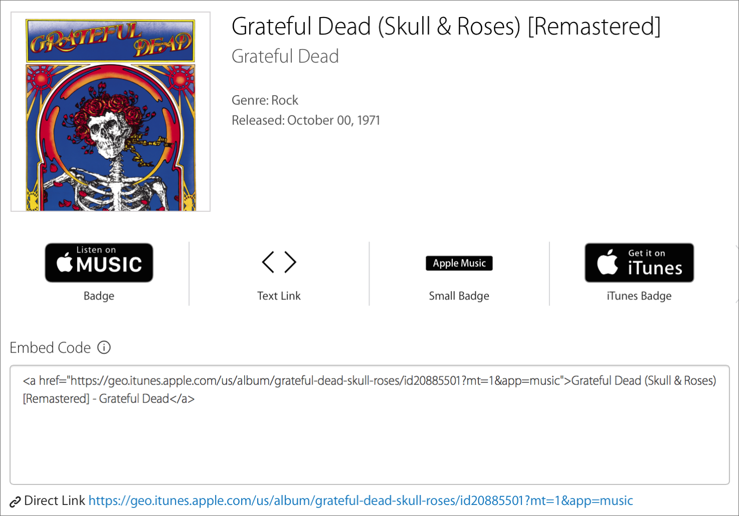 Kirkville - iTunes Store Music Links Open in Apple Music