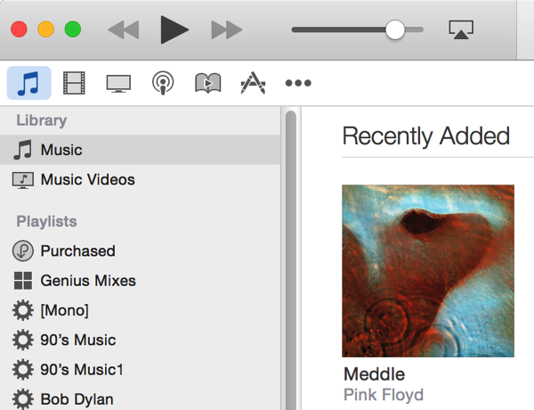 Kirkville - How to: View Your Music Videos in iTunes 12