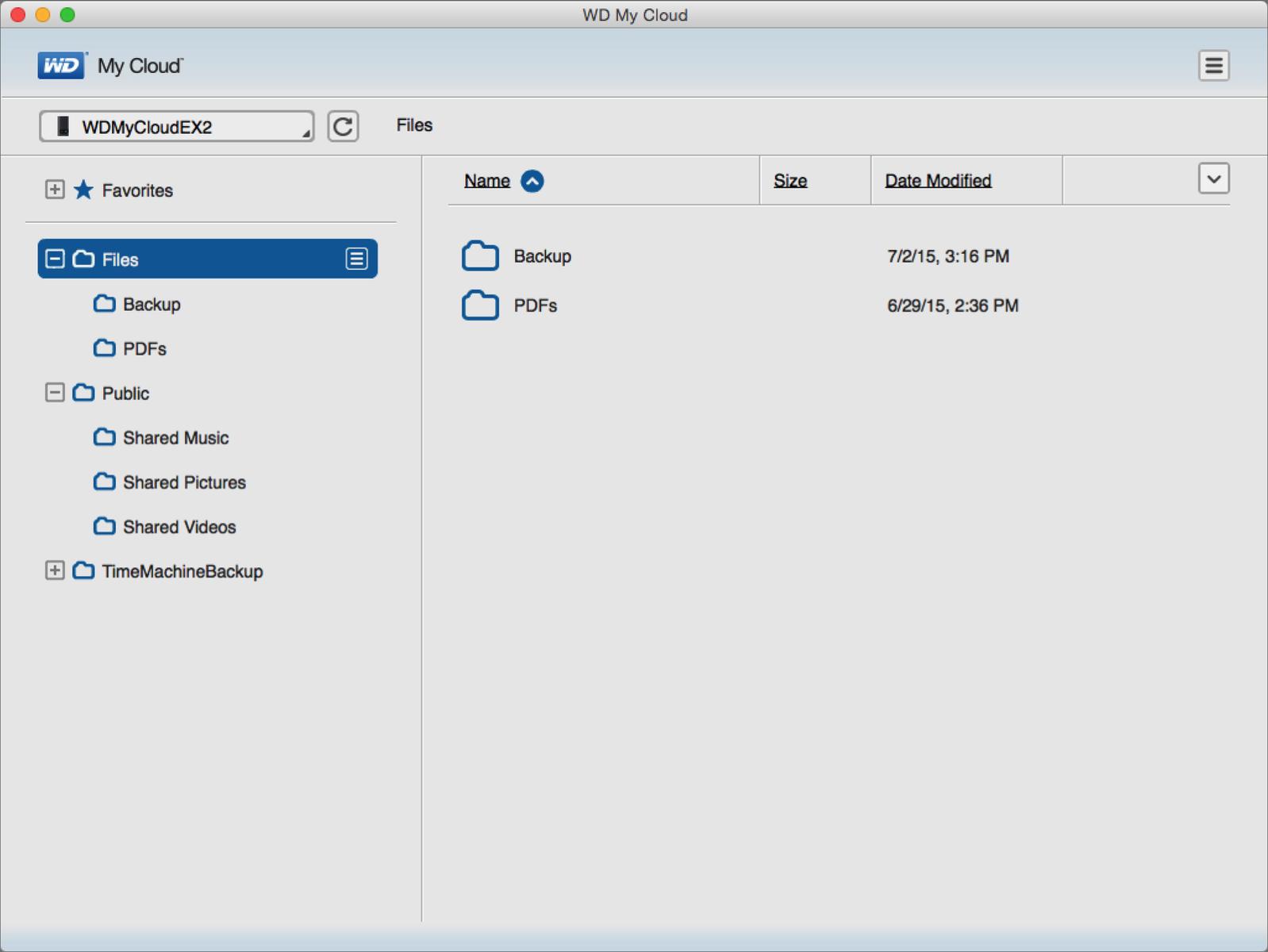 Kirkville - Review: WD MyCloud EX2 Network Storage Device