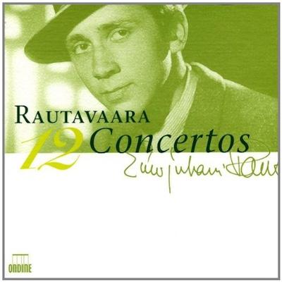 Rautavaraa concertos
