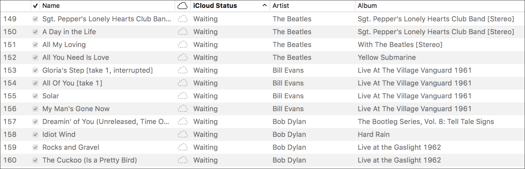 how to make itunes find all your music
